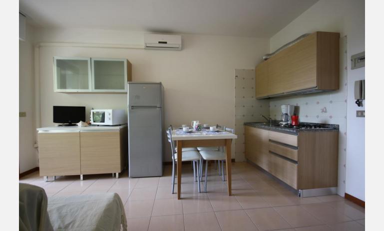 appartamenti TORCELLO: B4 - zona giorno