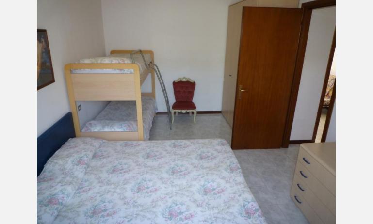 residence NUOVO SILE: B4 - camera quadrupla (esempio)