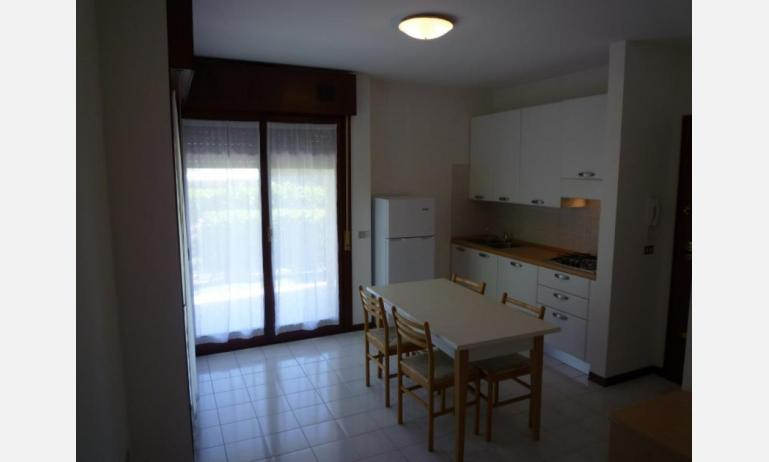 residence NUOVO SILE: B4 - angolo cottura (esempio)