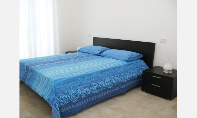 residence MEDITERRANEE: B4/5 - camera matrimoniale (esempio)