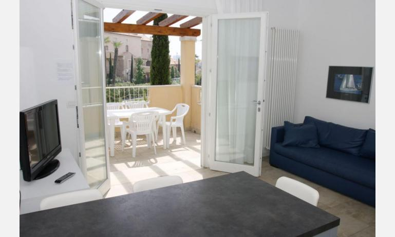 Residence MEDITERRANEE: B4/5 - Wohnraum