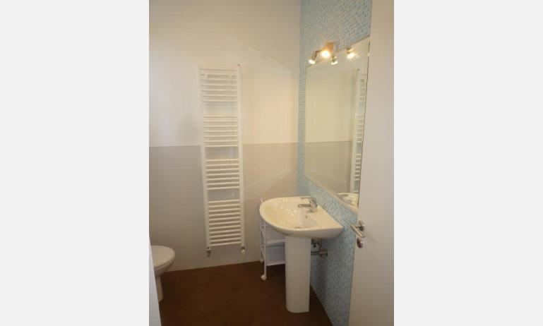 residence LE PALME: D7/X - bagno (esempio)