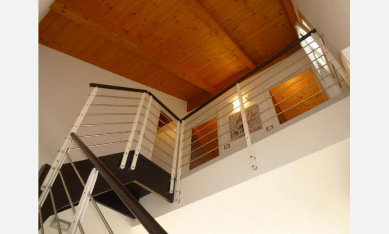 residence LE PALME: D7/X - soppalco (esempio)