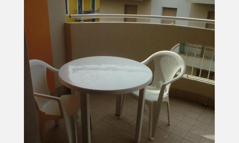 residence MIRAGE: C5 - balcone (esempio)
