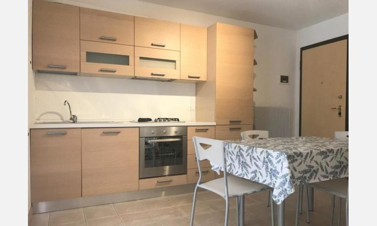 residence MIRAGE: C5 - angolo cottura (esempio)