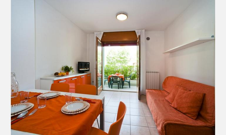 residence ROBERTA: B5 Family - zona giorno
