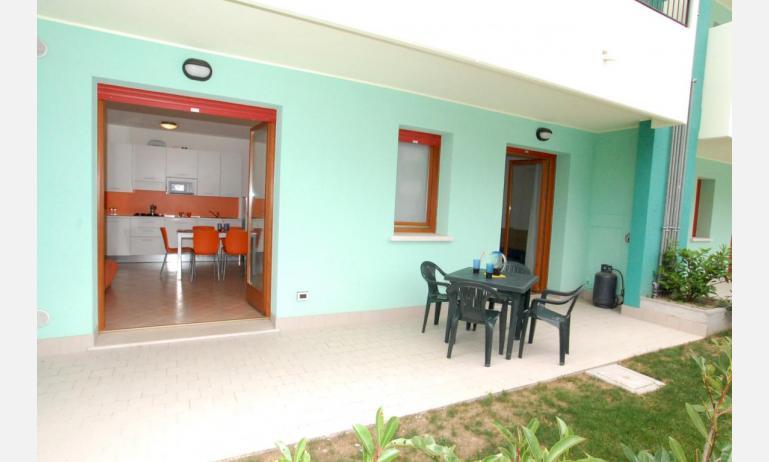 residence ROBERTA: B5 Family - terrazza