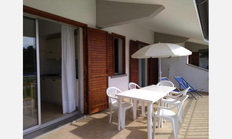 residence VILLAGGIO SELENIS: B4 - terrazza