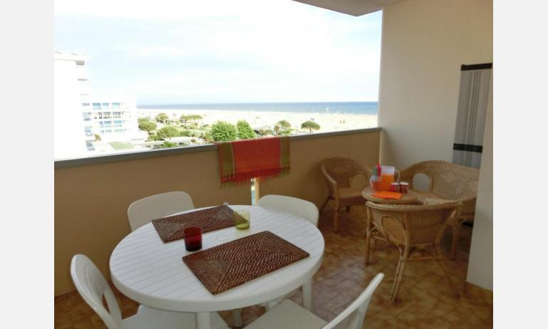 résidence ITACA: A4* - balcon (exemple)
