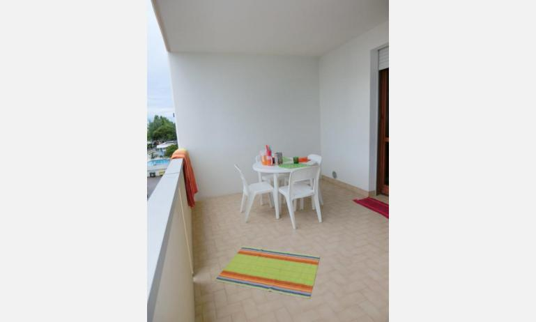 residence ITACA: A4* - balcony with view (example)