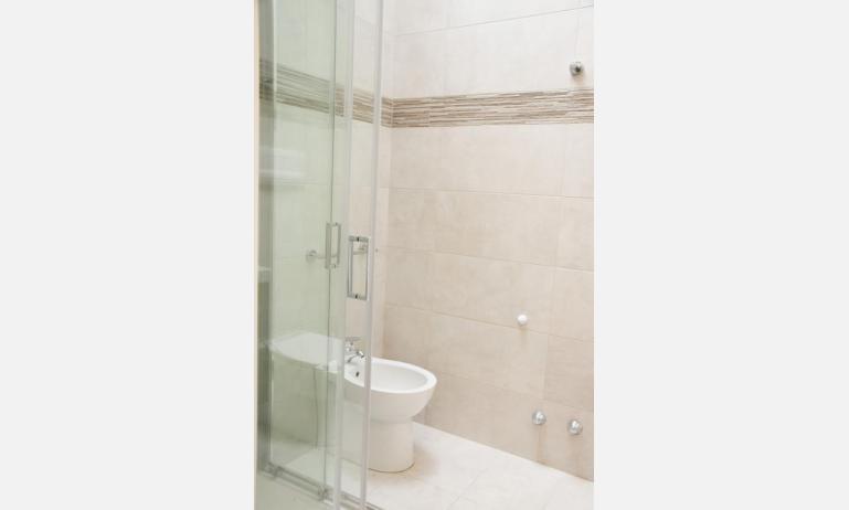 appartamenti Residenza GREEN MARINE: C7 - bagno con box doccia (esempio)