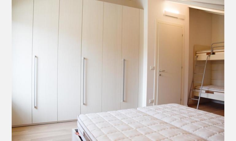 appartamenti Residenza GREEN MARINE: C8 - camera quadrupla (esempio)