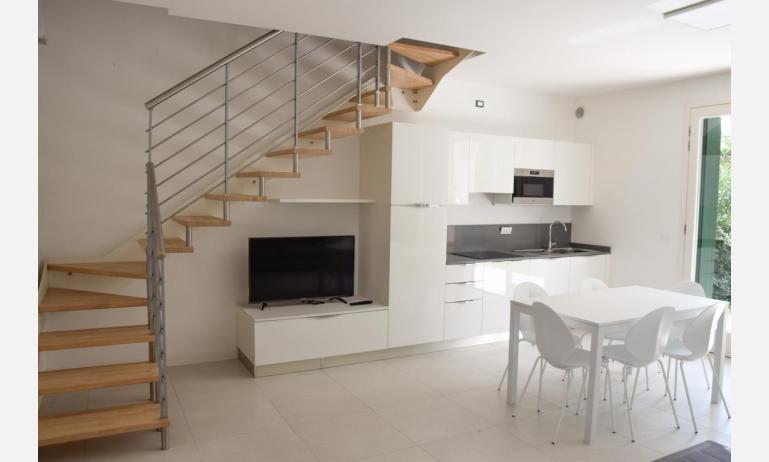 appartamenti Residenza GREEN MARINE: C8 - zona giorno