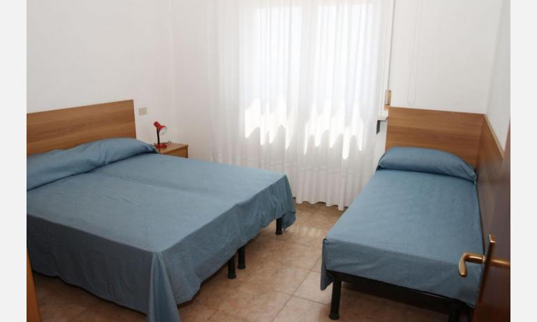 appartamenti VILLA MAZZON: C5 - camera tripla (esempio)