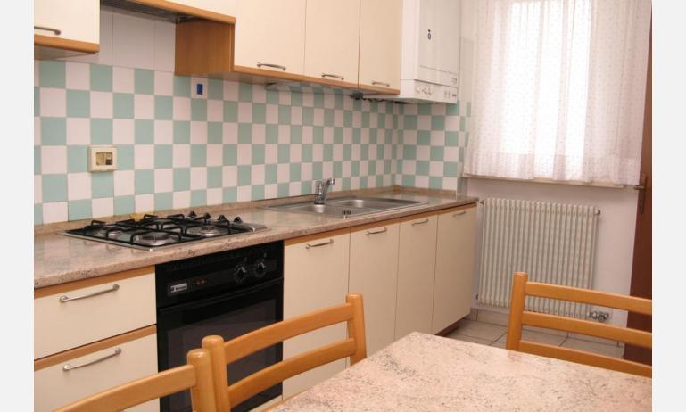 appartamenti VILLA MAZZON: C5T - cucina (esempio)