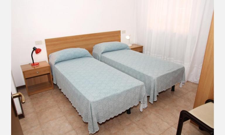 appartamenti VILLA MAZZON: C5T - letti singoli (esempio)