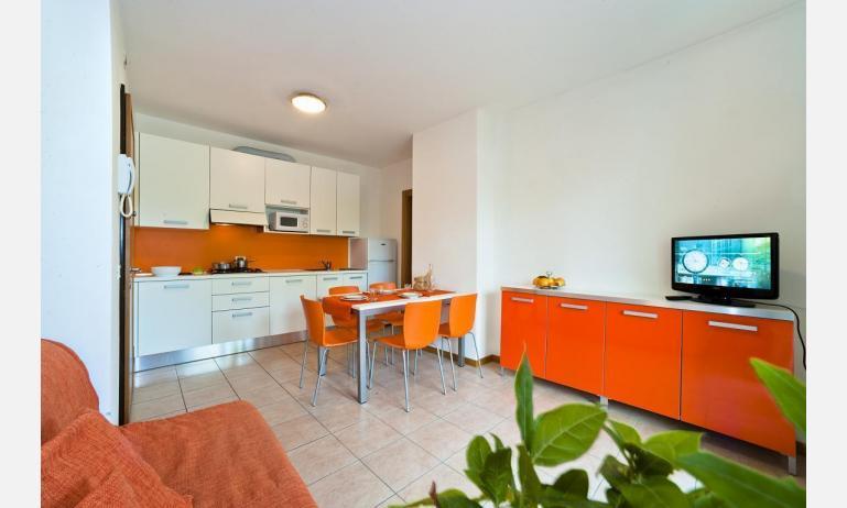 residence ROBERTA: B5 Comfort - angolo cottura (esempio)