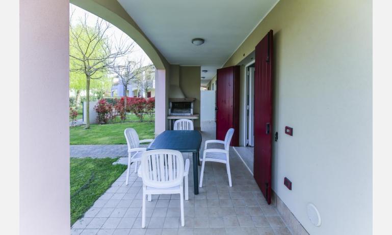 residence LE GINESTRE: B5V - terrace