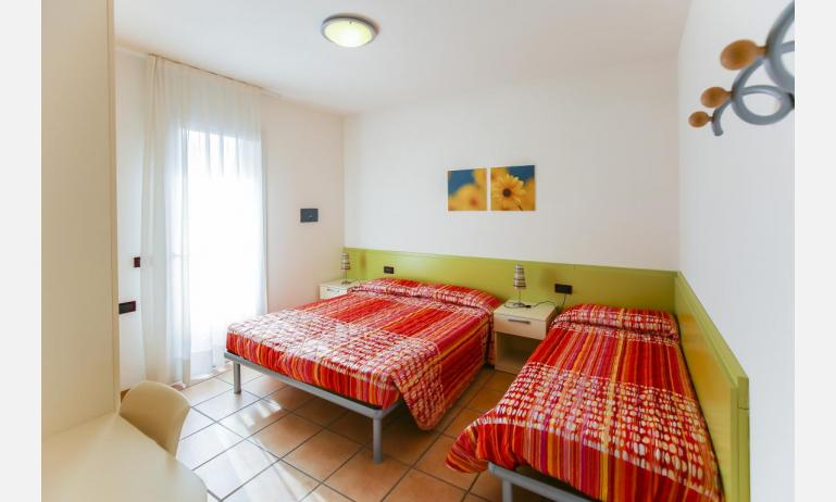 Residence LE GINESTRE: B5V - Schlafzimmer (Beispiel)