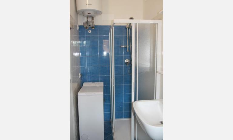 appartamenti SOLVEIG: B4 - bagno con box doccia (esempio)