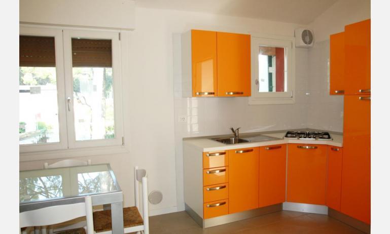 appartamenti SOLVEIG: B4 - angolo cottura (esempio)