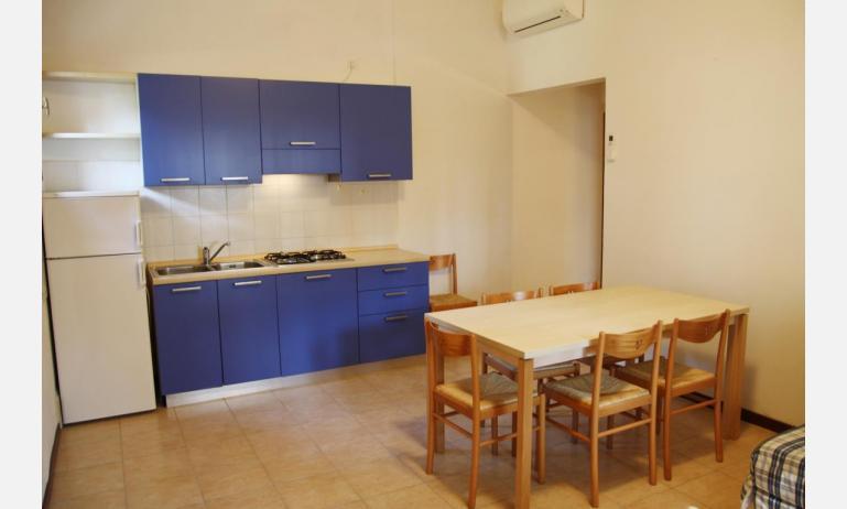 appartamenti JOLLY: B6 - angolo cottura (esempio)