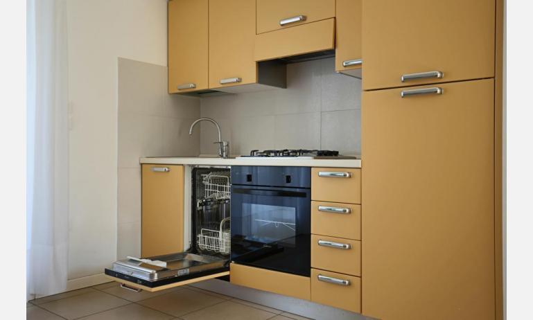 appartamenti MAESTRALE: B4/VD - angolo cottura (esempio)