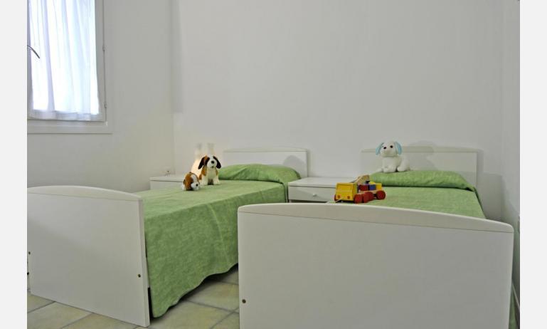 residence TAMERICI: C6 - camera doppia (esempio)