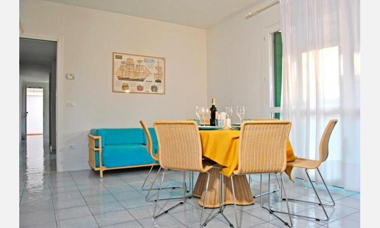 residence TAMERICI: D6 - soggiorno (esempio)