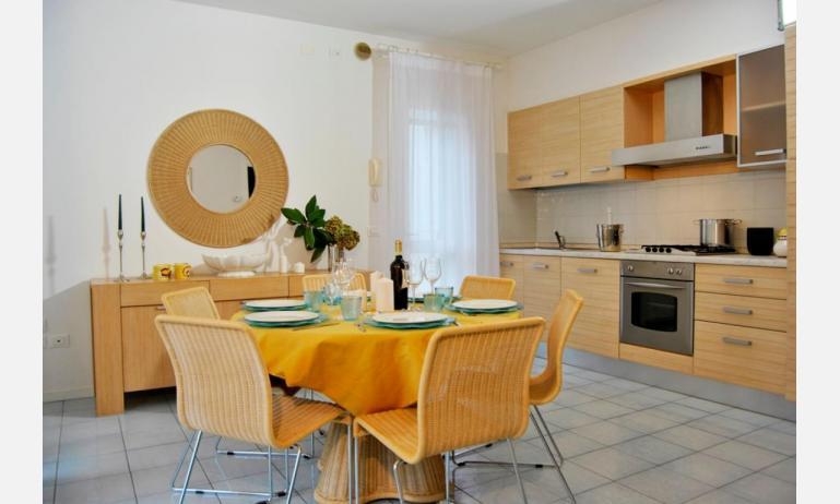 residence TAMERICI: D6 - angolo cottura (esempio)