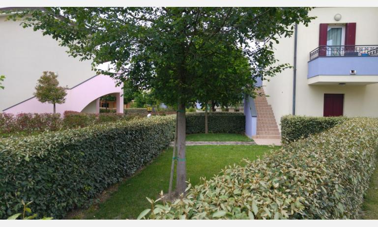 residence LE GINESTRE: C7 - garden (example)