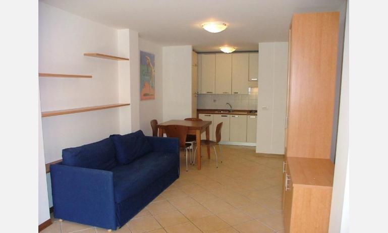 appartamenti CORTE SAN MARCO: B4 - divano letto doppio (esempio)