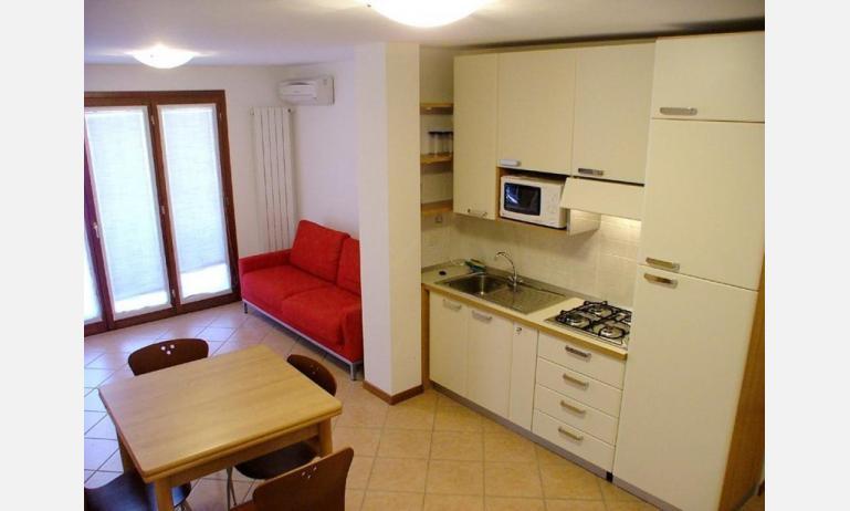 appartamenti CORTE SAN MARCO: B4 - angolo cottura (esempio)