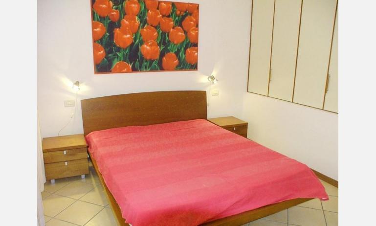 appartamenti CORTE SAN MARCO: B4 - camera matrimoniale (esempio)