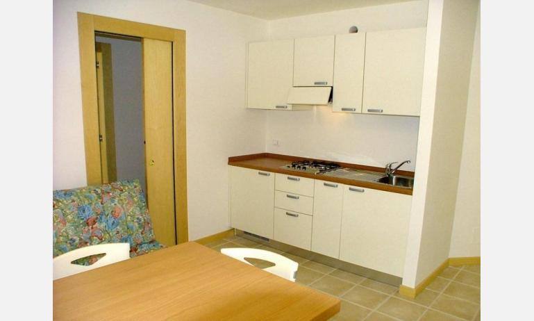 residence MIRAGE: B4 - angolo cottura (esempio)