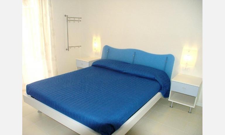 residence MIRAGE: B4 - camera matrimoniale (esempio)