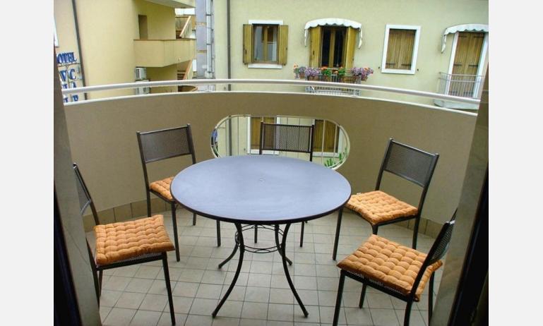 residence MIRAGE: B4 - balcone (esempio)