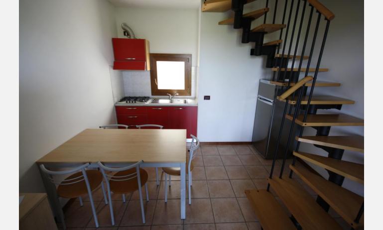 residence GIARDINI DI ALTEA: B5V - konyhasarok (példa)