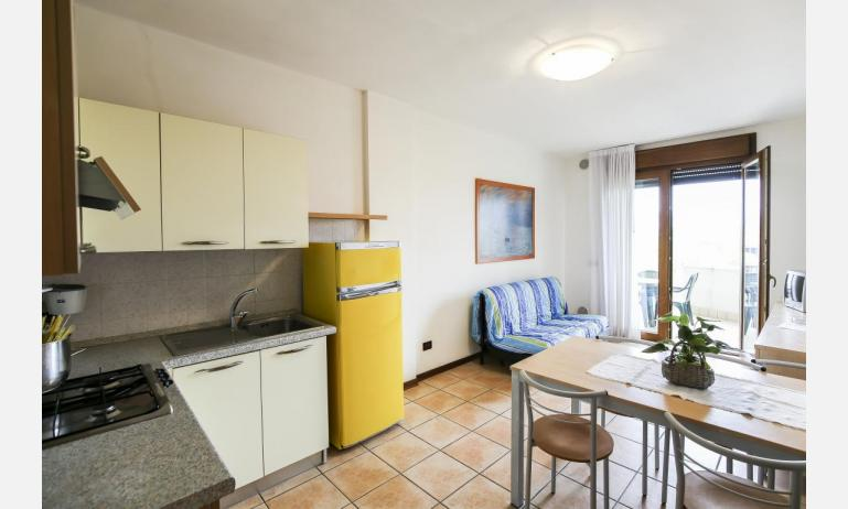 residence GIARDINI DI ALTEA: C7 - living room (example)