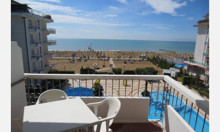 residence MEXICO: B5 - da balcone vista mare frontale (esempio)
