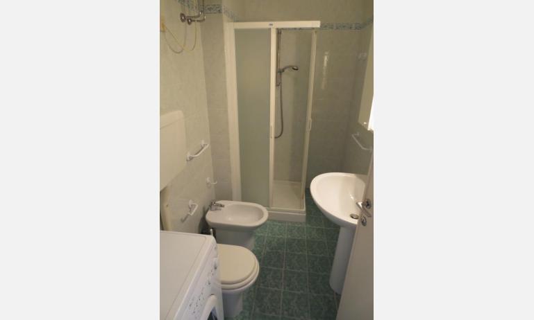 residence MEXICO: B5 - bagno con box doccia (esempio)