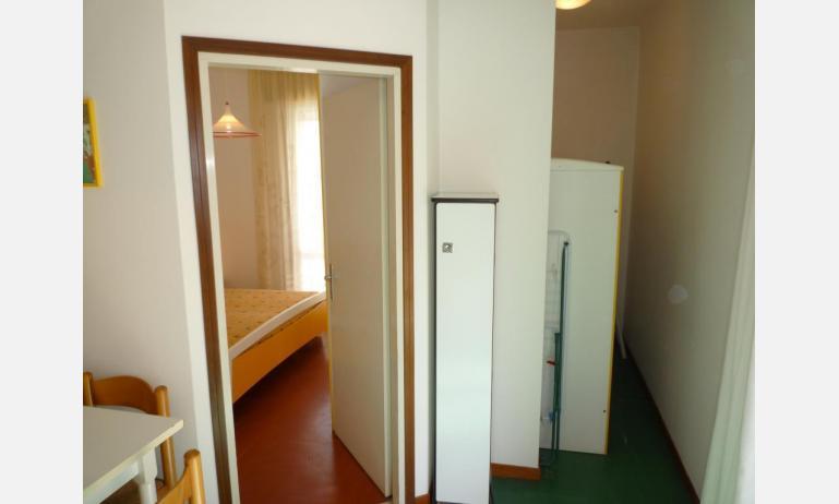 appartamenti MINI-JET: B4 - nicchia con letto (esempio)