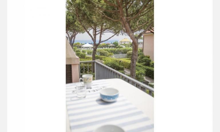 residence PORTO SOLE: D6 - balcone (esempio)