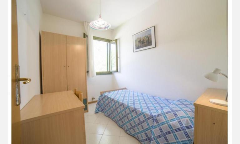 residence PORTO SOLE: D6 - camera singola (esempio)