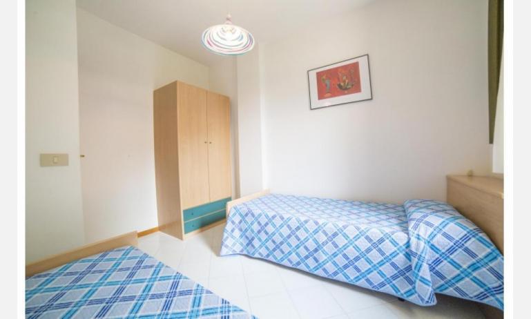 residence PORTO SOLE: D6 - camera tripla (esempio)