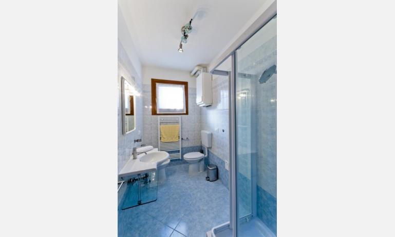 residence VILLAGGIO DEI FIORI: B4 - bagno con box doccia (esempio)