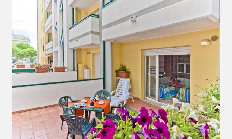 residence CRISTOFORO COLOMBO: A4 - terrazzo (esempio)