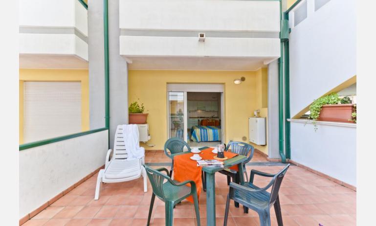 residence CRISTOFORO COLOMBO: A4 - balcone (esempio)