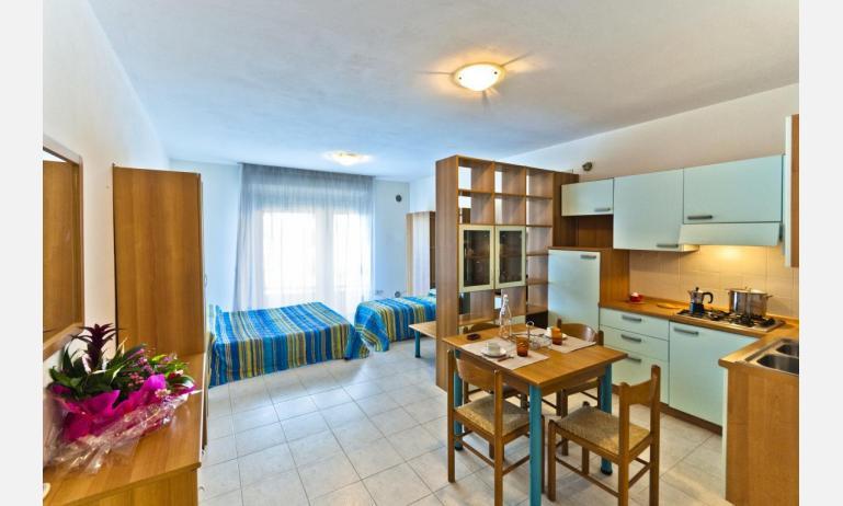 residence CRISTOFORO COLOMBO: A4 - distribuzione appartamento (esempio)