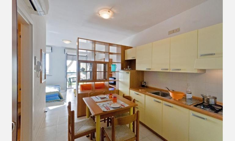 residence CRISTOFORO COLOMBO: A4 - angolo cottura (esempio)